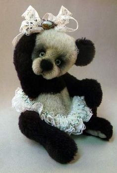 Samantha by By Jeannette Bashore   Bear Pile