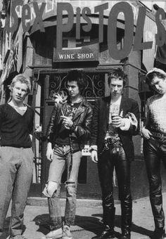 Sex Pistols ★