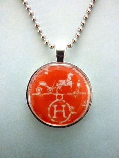 Vintage Hermes Pendant