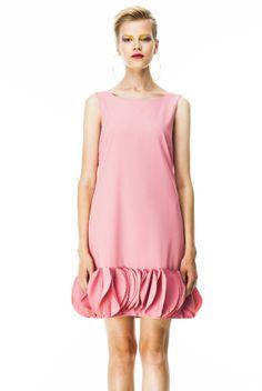 Capra dress pink de Kling