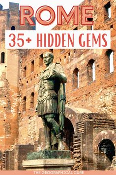 Unusual Things, Amazing Things, Rome Guide, Museum Guide, Day Trips From Rome, Hidden Places, Rome Travel, Ancient Ruins, Archaeological Site