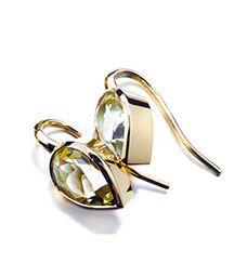 Kultaseppä Kulmalan beryllikorvakorut