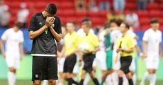 La Selección Mexicana olímpica de fútbol quedó eliminada de Río 2016 al perder…