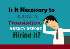 It is necessary to judge a translation agency or company before hiring and outsourcing its services. Thus, some major checks on the company must be initiated. Language, Memes, Tips, Cheating, Check, Dutch, Blog, Dutch Language, Speech And Language