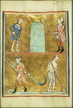 Fécamp Psalter c. 1180 Manuscript (76 F 13), 160 x 125 mm Koninklijke Bibliotheek, The Hague