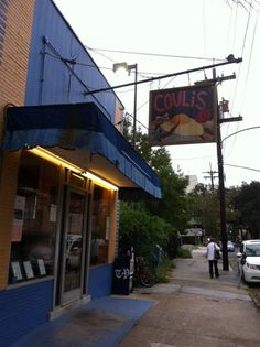 Best places for breakfast in New Orleans.