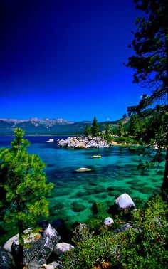 Emerald Bay - Lake Tahoe, California USA
