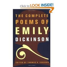 Dickinson's poems are a study in brevity and boldness. I use her poems to punctuate the five movements of my Journey to Sacred Wholeness.