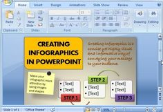 How To Create Infographics Using PowerPoint