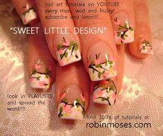"""valentine nails"" ""nail art"" ""heart nails"" ""good and bad nails"" ""good and evil"" ""red heart nails"" ""black heart nails"" how-to diy nails nailart robin moses ""gold heart nails"" ""pink heart nails"" French Manicure Designs, Nail Art Designs, Fancy Nails, Cute Nails, Blue Valentine, Valentine Nails, Flower Nail Art, Art Flowers, Pink Flowers"