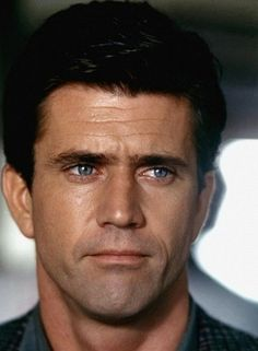 """✶ A young, sane, and   handsome Mel Gibson in 1988's flick, """"Tequila Sunrise"""" directed by Robert Towne ✶"""