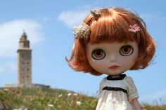 Chio at the Hercules Tower by erregiro, via Flickr
