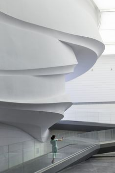 Gallery - In Praise of the Glitch: WAA's Yinchuan Contemporary Art Museum - 10