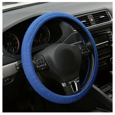 ISTN Car Steering Wheel Cover Fluffy Soft Size 38cm 15 Winter Short Plush Car for Pigtail Steering Wheel Autumn Warm Beige