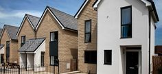 Railway Terrace Housing Development, Wakefield by Termrim Construction