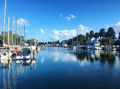 Pretty Port Fairy  #portfairy #victoria #australia by laurenchristian5 http://ift.tt/1UokfWI