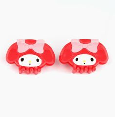 #MyMelody Clips for delightful hair