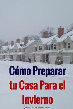 Buenos consejos para preparar tu casa para el invierno. Tips para el hogar.