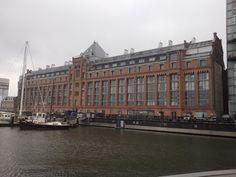Amsterdam aan het IJ