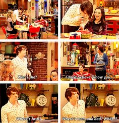 definitely one of my favorite icarly moments.