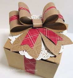 Image result for craft gift wrapping ideas