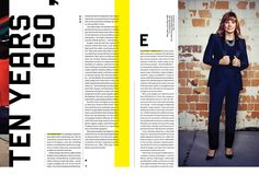 Feature, WIRED Magazine on Behance