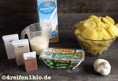 kartoffelgratin-omnia backofen-zutaten