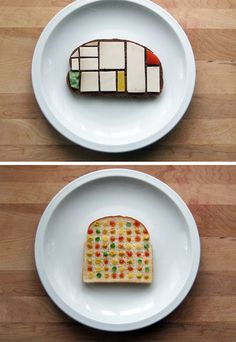 Black*Eiffel: Sandwich Art