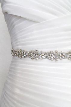 Luxury Opal Embroidered Beaded All Around Bridal Sash. Wedding Belts, Wedding Sash, Gold Wedding, Wedding Dress Types, Wedding Dresses, Wedding Colors, Bridal Sash Belt, Bridal Belts, Ivory Pearl