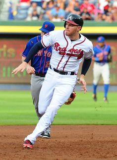 Freddie Freeman, Atlanta Braves