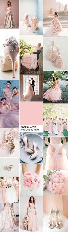 Pantone Colour of the Year 2016: Rose Quartz
