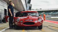These Are The Jaguar Racing Legends That I Ogled At The Silverstone Classic • Petrolicious