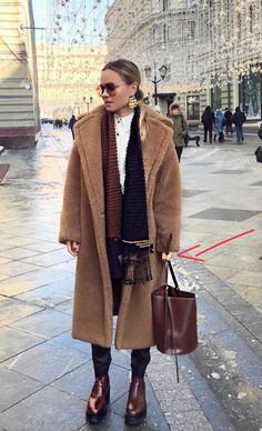 Pretty Winter Outfits You Can Wear on Repeat Winter Outfits For Teen Girls, Winter Fashion Outfits, Casual Fall Outfits, Fall Winter Outfits, Fashion Week, Look Fashion, Autumn Winter Fashion, High Fashion, Runway Fashion