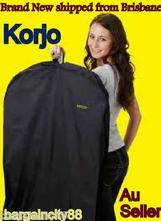 """Korjo new42""""cloths suit #dress coat garment travel #cover storage #luggage bag gb,  View more on the LINK: http://www.zeppy.io/product/gb/2/161653008773/"""