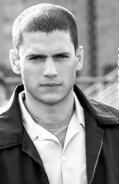Wentworth Miller  this is for my mom :) she loves prison break
