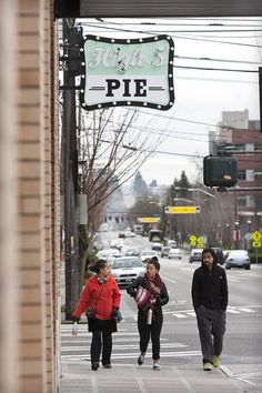 High 5 Pie | CHS Capitol Hill Seattle