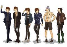 """Harry """"Style"""" :3"""