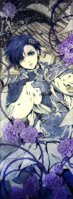 Looks kind of like Ciel