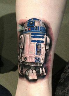 ewok and R2D2 tattoo - Google Search
