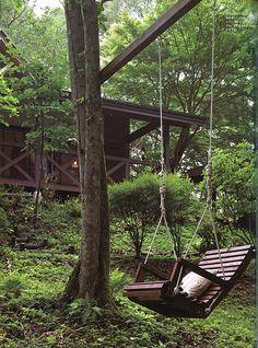 I want a backyard like this!