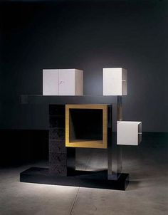 Ettore Sottsass designed Cabinet 2006