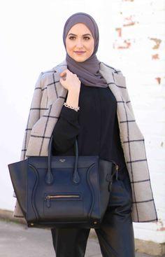 PINTEREST TASNEEM HEMA Modern Hijab Fashion, Street Hijab Fashion, Muslim Women Fashion, Hijab Fashion Inspiration, Abaya Fashion, Modest Fashion, Simple Outfits, Chic Outfits, Fashion Outfits