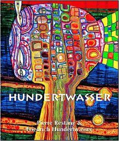Booktopia has Hundertwasser, Temporiss by Pierre Restany. Buy a discounted Hardcover of Hundertwasser online from Australia's leading online bookstore. Friedensreich Hundertwasser, Gustav Klimt, Paul Klee, Pink Vespa, Art And Craft, Vine Design, Naive Art, Abstract Images, Outsider Art