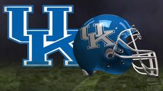 Great Tips To Develop Your Football Skills. You've come to the right place to learn how to improve your football skills. This article will help you in your goal to improve your football skills. Kentucky Wildcats Football, Uk Football, College Football, Football Helmets, Go Big Blue, Metal Art, Soccer, Football, Futbol