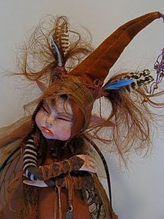 Another Lorell Lehman ~ Not All Fairies are Beautiful piece