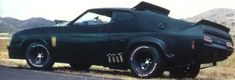 It doesn't matter no tunnel ram ever had a on/off switch or that Mad Max's V8 interceptor has some weird custom parts I would love to have an Austrialian Ford Muscle car imported and the 73 XB GT Ford Falcon that the interceptor was based on would be an awesome ride.