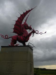 Mametz War Grave of a Welch Soldier in Belgium or France.