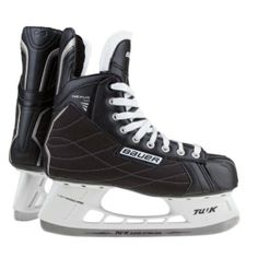 Every Dutch boy needs to learn 3 things in liffe: Swim, Skate and Cycling. My old skates were worn out, so I got a fresh pair of Bauers Nexus 100. Oh yeah!