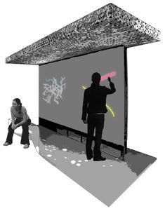 interactive shelter