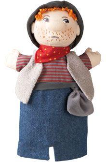 HABA - Erfinder für Kinder - Handpuppe Räuber - Handpuppen - Puppen - Spielzeug & Möbel